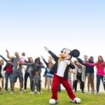 Mickey Mouse Takes Trip Around the World for His Birthday