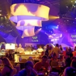 Yelloween Masquerade Party for the Senses is October 28 and 29 at Epcot Food and Wine Festival