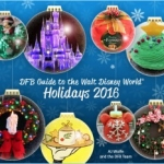 Disney Food Blog Launches the 'DFB Guide to the Walt Disney World Holidays 2016' E-book