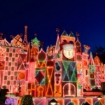 'it's a small world' Holiday Now in 20th Season at Disneyland