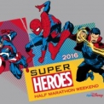 Disney Gives Preview of Merchandise for the runDisney Super Heroes Half Marathon Weekend