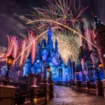 Magic Kingdom Fireworks to be Broadcast Online on New Year's Eve
