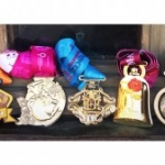 Disney Princess Half Marathon Weekend Finisher Medals Inspired by 'Beauty and the Beast'