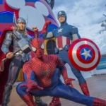 Marvel Day at Sea Announced for Eight Disney Magic Sailings in 2018