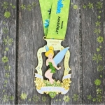 Disney and PANDORA Jewelry Team Up to Design Finisher Medal for the Tinker Bell Half Marathon