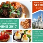 Disney Food Blog Launches 'DFB Guide to Walt Disney World Dining 2017, 2nd Editon' E-book