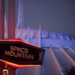 Classic Space Mountain Returns to Disneyland Today