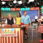 'The CHEW' Returning to the 2017 Epcot Food and Wine Festival