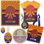 Disney Gives Sneak Preview of Merchandise for Epcot's 35th Anniversary