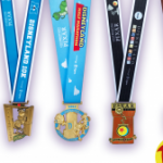 Disney Gives Sneak Peek at the Disneyland Half Marathon Finisher Medals
