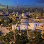 Disney Parks Unveil Model of Star Wars Land at D23 Expo