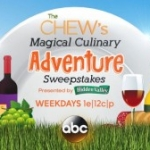 Win a Trip to the 2017 Epcot Food and Wine Festival with 'The CHEW'