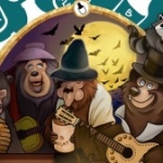 Exclusive 'Country Bear Jamboree' Sorcerers of the Magic Kingdom Card Available at Mickey's Not-So-Scary Halloween Party