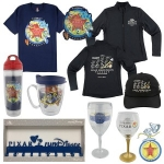 Disneyland Half Marathon Weekend Merchandise Inspired by Pixar Films and Characters