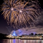 Ferrytale Fireworks Cruise Returns to Seven Seas Lagoon