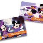 Disney Gift Cards Feature New Halloween Designs