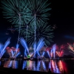 New Year's Eve Fireworks at the Walt Disney World Resort