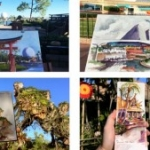 """Disney Artist Will Gay to Create a """"Sketches in the Park"""" Piece Live at Epcot"""
