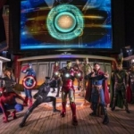 Marvel Day at Sea and Star Wars Day at Sea Returning to Disney Cruise Line in 2019