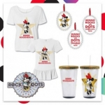 Disney Unveils Merchandise for #RockTheDots Celebration