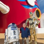 Warwick Davis Announced as a Celebrity Presenter During Star Wars Day at Sea
