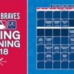 Atlanta Braves Spring Training Games Start Today at Walt Disney World Resort