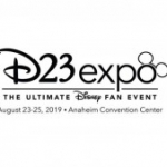 Dates Announced for D23 Expo 2019