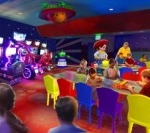 Reservations Now Open for Pixar Play Zone at Disney's Contemporary Resort