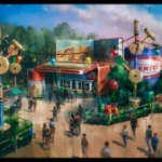 Menu Details Announced for Woody's Lunch Box at Toy Story Land