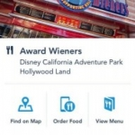 Mobile Order Now Available at Disneyland Resort