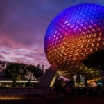 Watch the Sun Rise Over Epcot on Friday, June 1