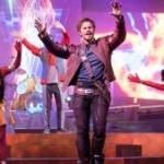 The Guardians of the Galaxy – Awesome Mix Live! Show Now Performing at Epcot