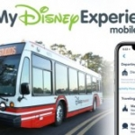 My Disney Experience App Updated with Bus Times