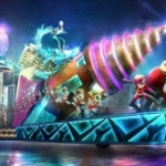 New 'Incredibles' Float Joining Paint the Night Parade at Pixar Fest