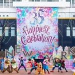 Tokyo Disney's 35th Anniversary Celebration Features New Entertainment