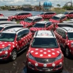 Minnie Vans Now Available for Travel From Orlando International Airport to Walt Disney World Resort