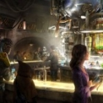 New Cantina Announced for Star Wars: Galaxy's Edge
