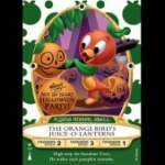 New Orange Bird Sorcerers of the Magic Kingdom Card Coming this Fall