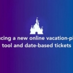 Disney World Switching to Date-Based Ticket Pricing