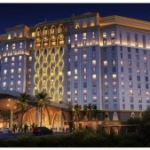 Disney Gives Preview of New Tower at Disney's Coronado Springs Resort