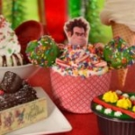 Check Out the Holiday Treats at Mickey's Very Merry Christmas Party